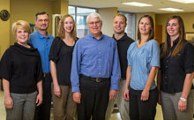 Physicial Therapy Team