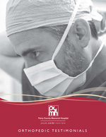 Orthopedic Testimonials pdf