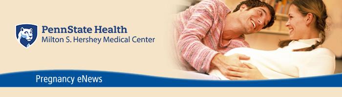 Penn State Hershey Pregnancy e-newsletter