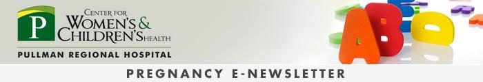 Pregnancy e-newsletter