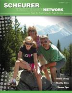Scheurer Healthcare Network magazine